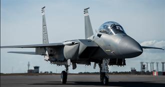 影》F15EX 航母戰鬥群和1.5萬大軍參演 美練打未來戰爭