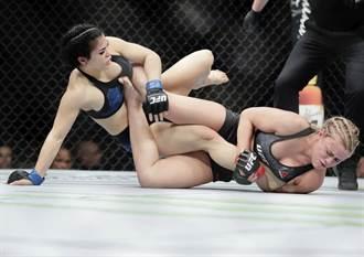美女拳手接連簽約 裸拳聯盟搶占格鬥市場
