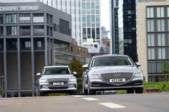 韓國高級車的野望!GENESIS 品牌正式進入歐洲市場、未來帶來二款電動豪華車!