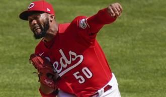 MLB》紅人投手遭重罰禁賽7場 曾一人挑全隊引板凳清空