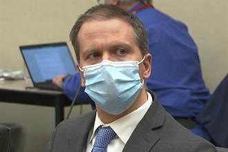 控檢方陪審團失職 殺害佛洛伊德白警要求新審判