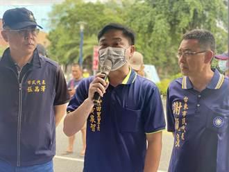 環保業者在台東市區申請廢棄物再生廠 引發200人反彈抗議