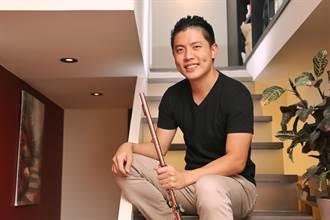 專訪/古典爵士一把抓 新加坡長笛家許凱翔吹響多彩人生