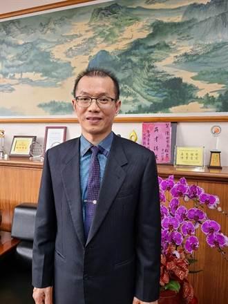 苗栗地檢署 新任檢察長陳松吉5日到任