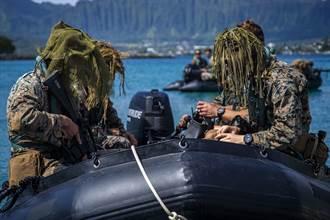 美夏威夷陸戰隊進行兵力結構重整 強化對陸嚇阻
