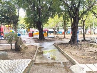 設施老舊 岡山和平公園將翻新