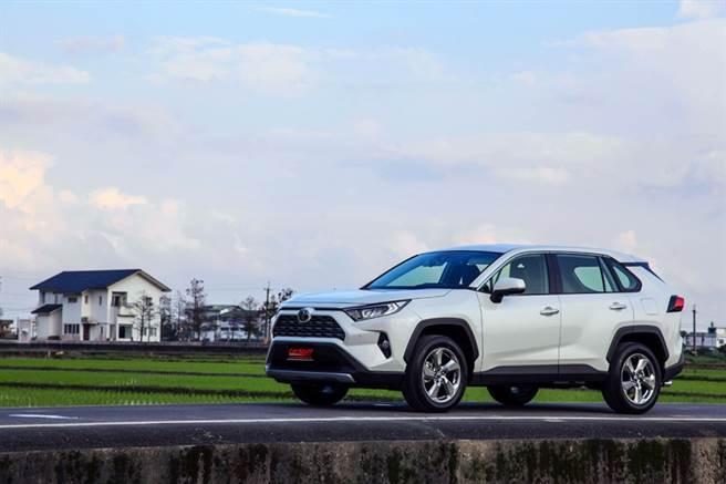 Toyota RAV4車頂架改選配 降五千