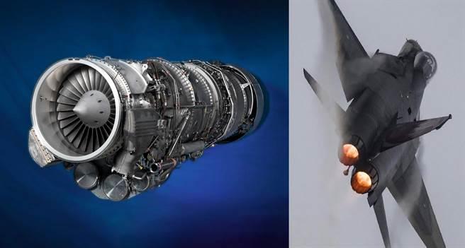 漢尼威與台灣航太業的關係很深,IDF戰機的TFE-1042發動機就是漢尼威的。(圖/漢翔、漢尼威)