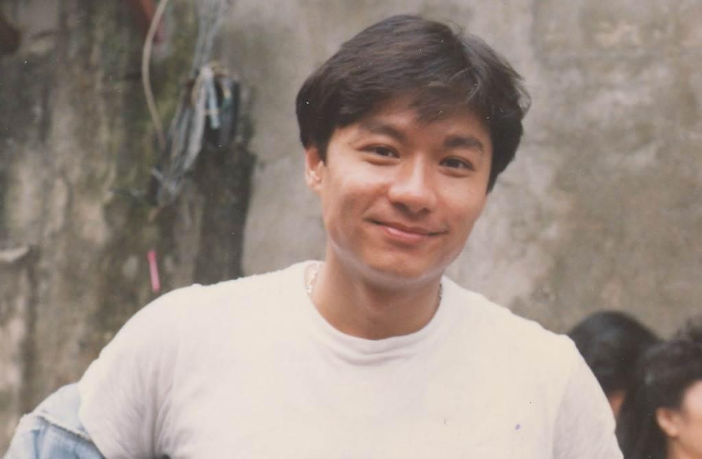 林俊賢當年被封香港第一美男,退出演藝圈後卻落得破產妻離子散的下場。(圖/中時資料照)