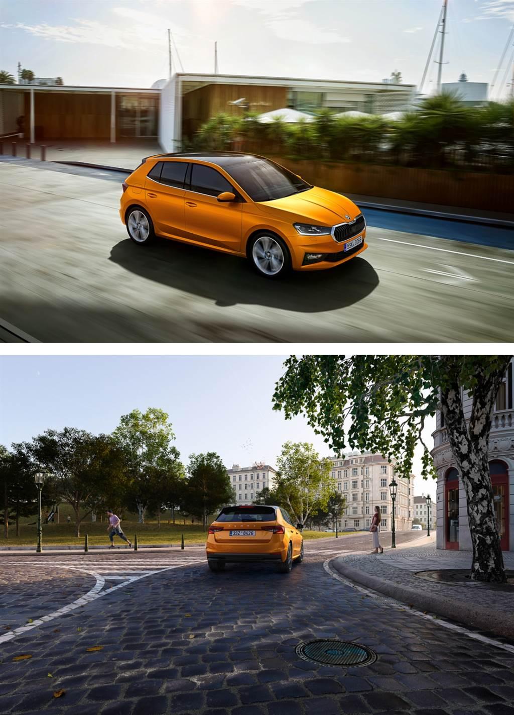 架構、尺寸、配置、科技全面革新 Škoda 發表第四世代 Fabia