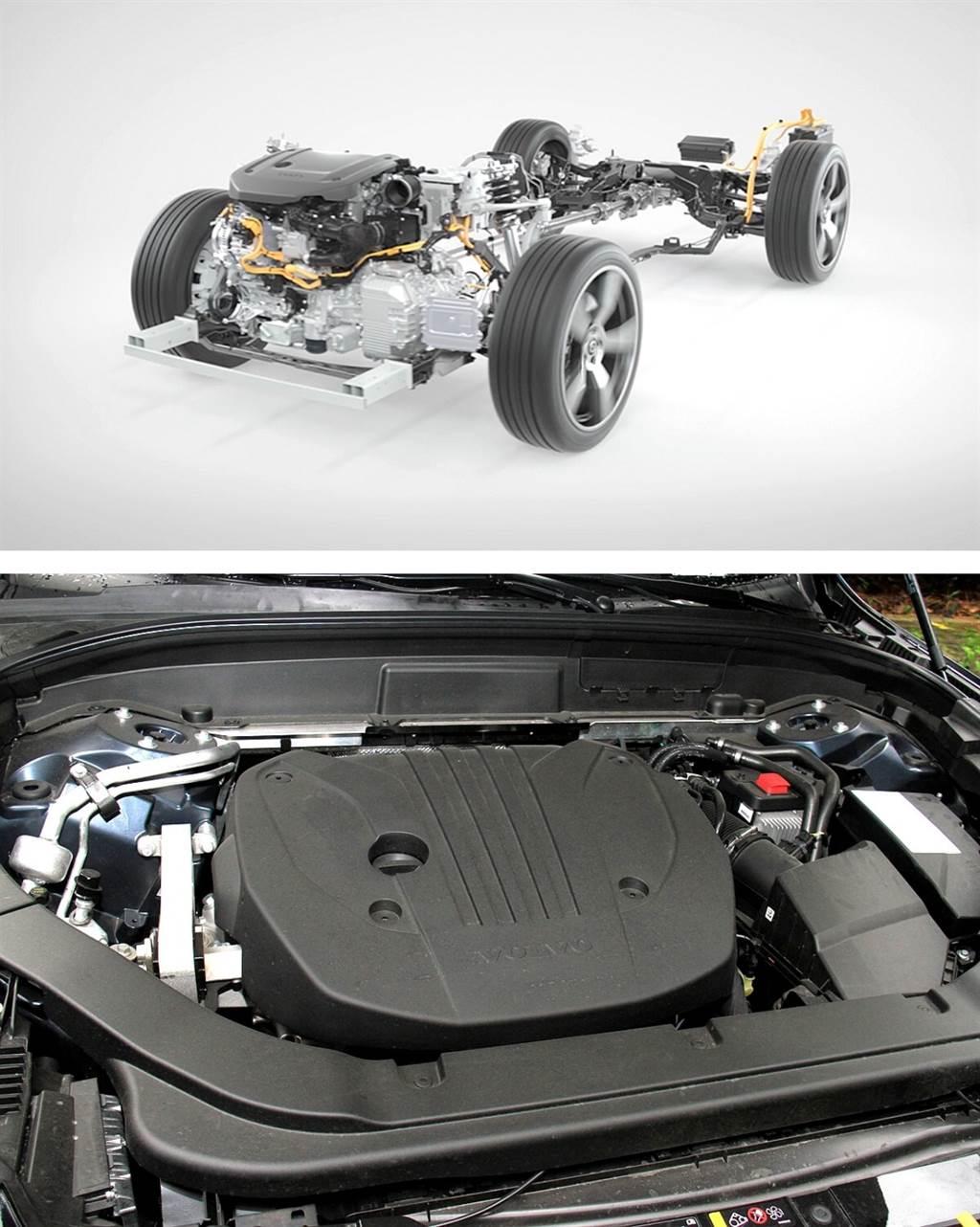 XC60新增的B4動力,擁有197hp/4800~5400rpm、30.6kgm/1500~4200rpm的最大動力輸出,有更順暢的動力曲線與超增壓模式強勁輸出,當車輛起步或瞬間加速時,可以額外供給14hp馬力,瞬間湧現大扭力,除加速更有感之外,也連帶有節能減碳的優勢,其實測平均油耗每公升可跑13.2公里,對於重達1,862kg的中大型SUV而言,能有純內燃動力小型車的油耗表現,也是難以忽視的亮點!