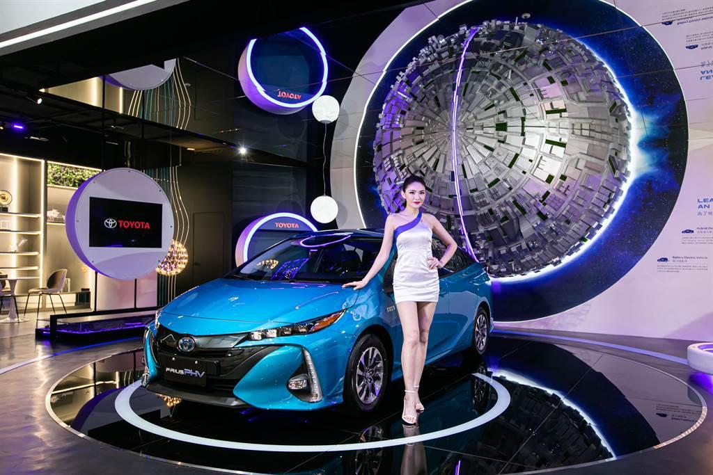 TOYOTA領先推動汽車電動化,旗下電動化車款布局齊備,積極協助台灣早日達成「碳中和」的目標。
