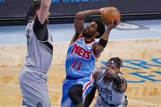 NBA》厄文多次拒絕賽後採訪 與籃網被各罰近100萬