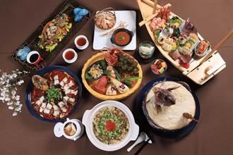 不讓食客「白去」!台南晶英酒店「白魚宴」5/25登場