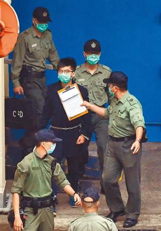 黃之鋒涉非法集結案 罪判10個月
