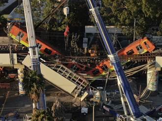 血流如注斷手逃出 目擊者述墨西哥捷運坍塌慘況