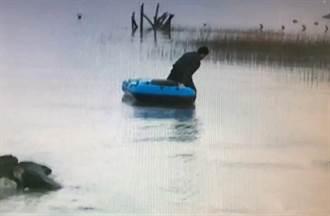 又見淘寶橡皮艇偷渡!陸男闖金門 一舉一動全遭海巡雷達鎖定