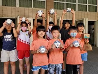 把愛裝好裝滿 雲林鎮南國小訂製陶瓷碗送全校母親