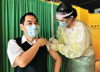 桃園機場老總帶頭 呼籲員工踴躍接種疫苗