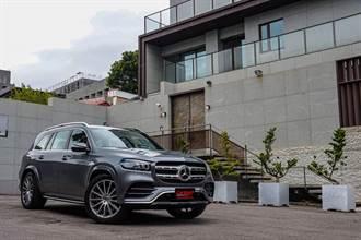 為摯愛家人所準備的陸地豪華遊艇,2021 Mercedes-Benz GLS 450 4MATIC