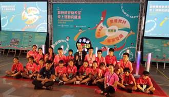 體壇》翻轉體育教學 東奧國手樂見體操被重視