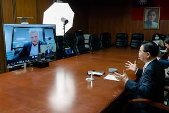 吳釗燮呼籲啟動台澳ECA談判 適當時機申請加入CPTPP