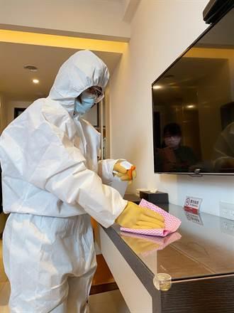 台南防疫旅館總體檢 杜絕檢疫者與一般民眾混居疑慮