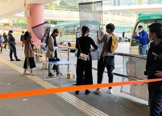 香港光城者摸黑進校園被捕 搜出港獨物品遭國安處拘捕