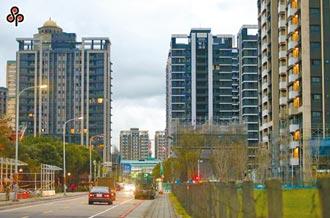 北市建商囤房稅上調至2% 一讀通過