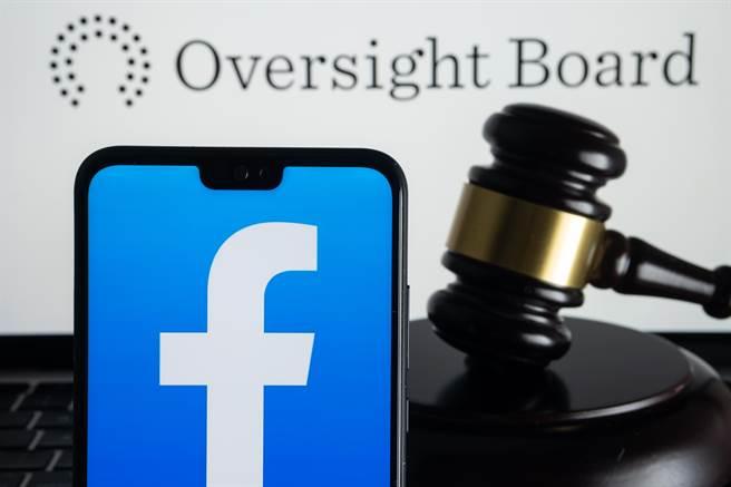 臉書停權川普帳號 監察團:對的決定但未適當懲處。(達志影像/Shutterstock提供)