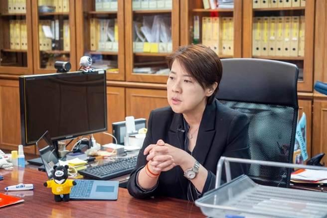台北市副市長黃珊珊。(摘自黃珊珊臉書)