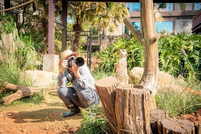 關西六福莊尋找好攝之徒,免費參加價值兩位元的兩天一夜「生態攝影工作坊」。(圖/六福旅遊集團)