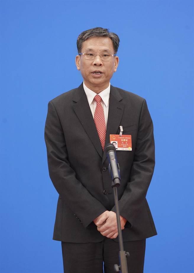大陸財政部部長劉昆。(摘自新華社)