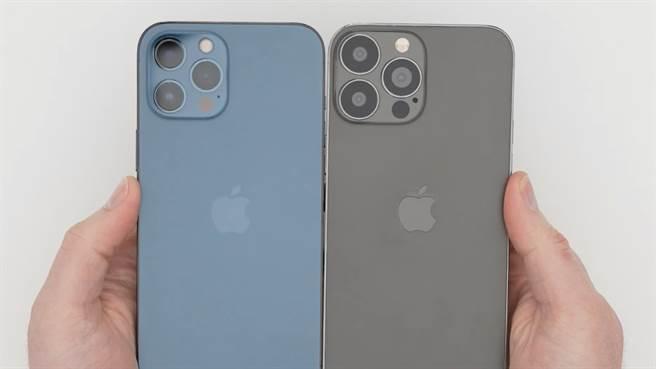 iPhone 13 Pro Max模型曝光 主相機跟瀏海大不同