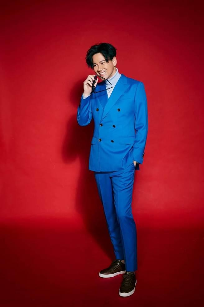 李聖傑將擔任「EZ5 30傳奇演唱會」嘉賓。(錞藝音樂提供)