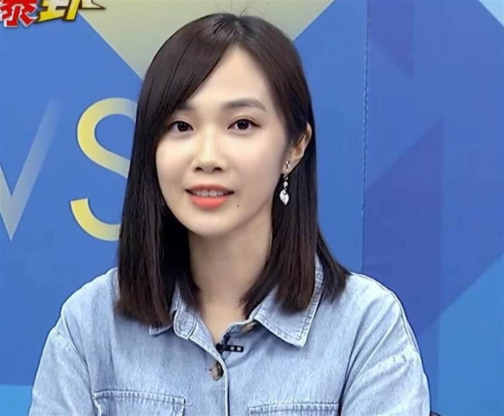台灣民眾黨發言人楊寶楨。(圖/中天新聞畫面)