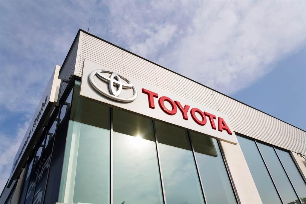 3月,Toyota生產84萬3,393輛車,比去年同期成長32%(示意圖/shutterstock)