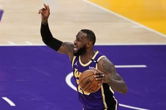 NBA》美媒爆詹皇再缺席3場 最快下周三回歸