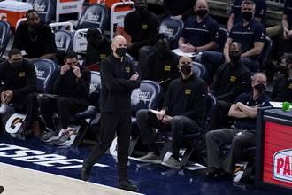 NBA》溜馬鬧內訌!主帥面臨下課危機 助教被禁賽