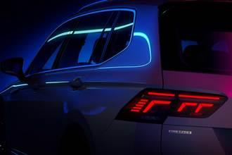 德制5+2跟進 Volkswagen 小改款 Tiguan 將推 Allspace 續作