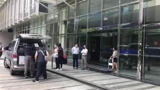 偽裝外資企業在台挖角 台元科技園區某公司遭大規模搜索