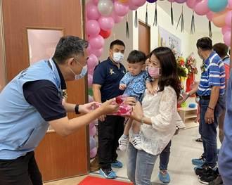 金門西半島第1家 金城公辦民營托嬰中心揭牌