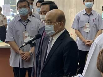國民黨團質疑蘇巧慧提修《公投法》護航政院 蘇貞昌斥「胡扯」