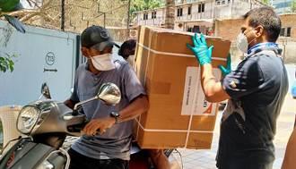 印度新冠肺炎疫情失控 展望會急供製氧機