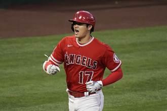 MLB》大谷本季第10轟出爐 一棒超越前輩成日本最速男