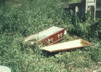 社會10點檔》新竹公墓盜棺遺體遭焚屍成懸案 當地驚恐:死人復活