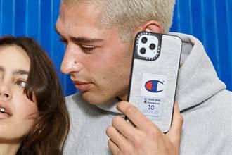 CASETiFY聯名Champion與NBA 推出超經典手機周邊