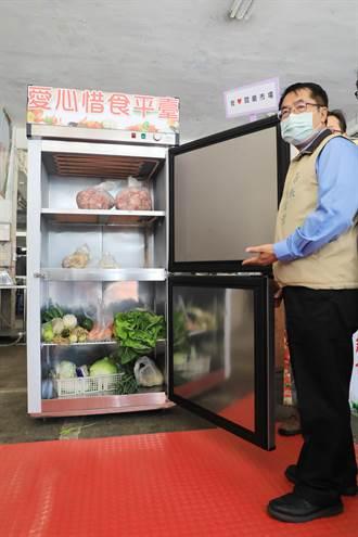 台南16處惜食平台 近9萬人次受益