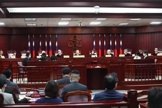 名律師讓羈押禁見的何壽川批公文被懲戒  聲請釋憲遭不受理