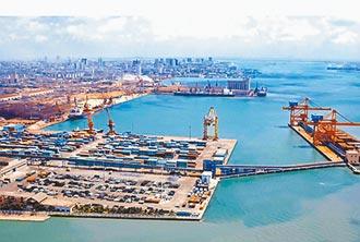 位於紅海及亞丁灣交界 長度341公尺!大陸駐吉布地碼頭完成 可停航空母艦